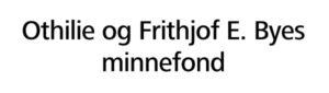Othilie og Fritjof E. Byes minnefond